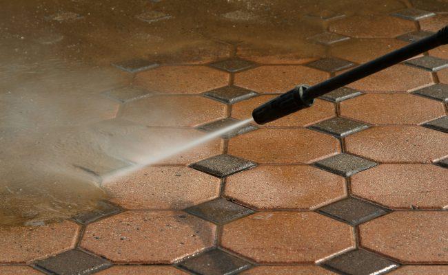 concrete Power Washing Service Irvine Ca